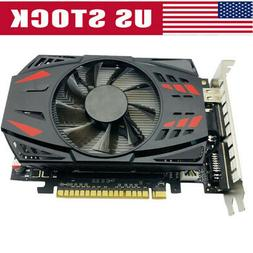 4GB Graphics Card GTX 1050Ti Cooling Fan Host Computer Compo
