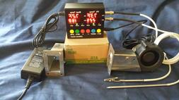 QMaster BBQ Automatic Temperature Controller With A Fan Adap