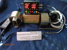 QMaster BBQ Automatic Temperature Controller With D Fan Adap
