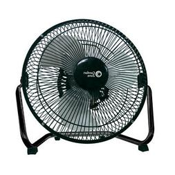 Comfort Zone CZHV9B 9 Inch High Velocity Table Fan