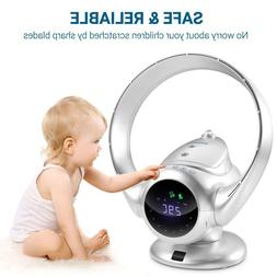 Alfawise Fan without blades Ideal with children humidifier d