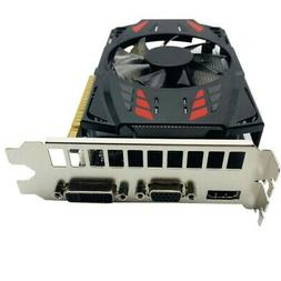 GTX 1050Ti 4GB Durable Cooling Fan Host Graphics Card Comput