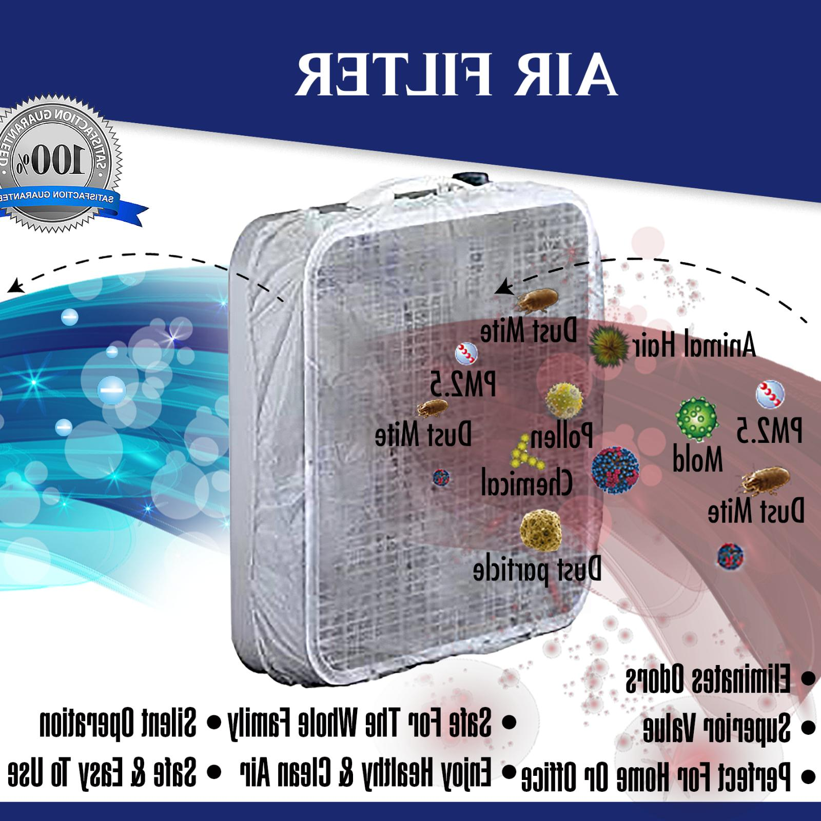20 x 20 microfiber filters for box