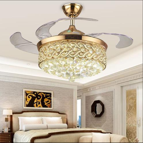42 Ceiling Fan with Light and Fans