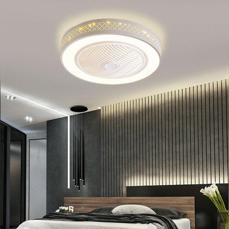 Control LED Lamp Dimmable Bedroom Office Modern