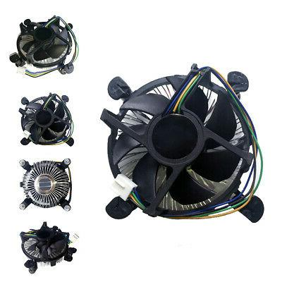 Universal Computer Components Useful Office Cooler CPU Fan H