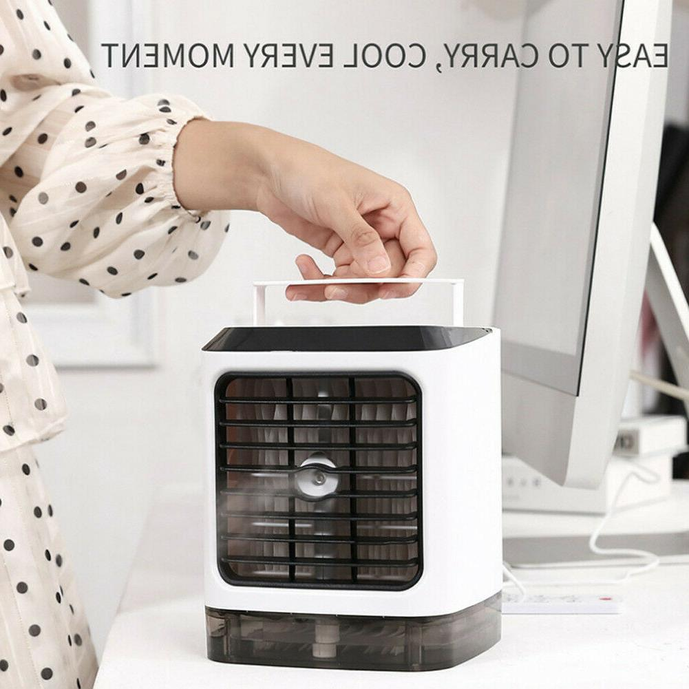 Evaporative Portable Air Conditioner Mini Cooler Fan Air