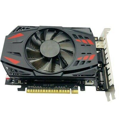 Durable Cooling Fan Host Graphics Card Game Computer Compone