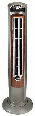 Lasko T42951 Wind Curve Portable Electric Stand Up Tower Fan