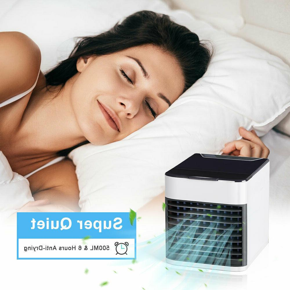 Personal Portable Cooler Fan Humidifier US
