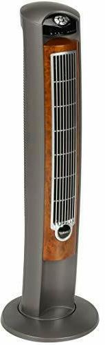 Lasko Portable Oscillating Tower with Silverwood