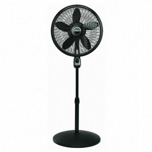 Remote Stand w/ Timer Electric Cooling Fans
