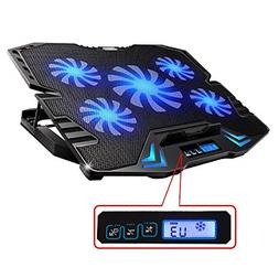Laptop Cooling Pad Fans Gaming Computer Components Accessori