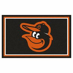 Fanmats MLB 44 Inch x 71 Inch Non-skid Nylon durable Home Of