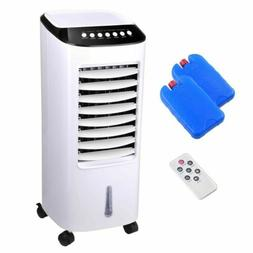 Portable Air Cooler Fan Indoor Evaporative Cooling Humidifie