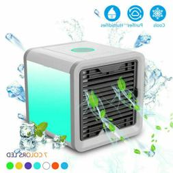 Portable Mini Air Conditioner Cool Cooling For Bedroom Coole