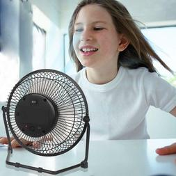 Small Fan Home Office Cooling Ventilation Window Small Perso